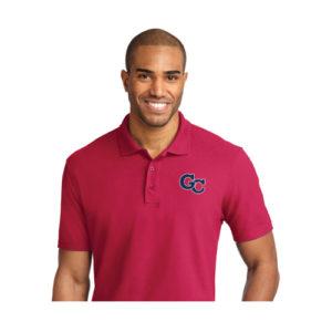 Men's Solid Color Polo